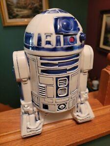 1977 Star Wars R2-D2 Porcelain Cookie Jar Twentieth Century Fox EVC