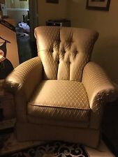 Pair of living room  chairs excellent condition !