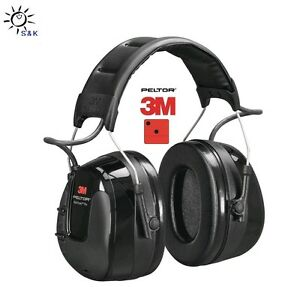 3m Peltor FM RADIO Gehörschutz 7100088416 EN 352-2 =32 dB - WorkTunes