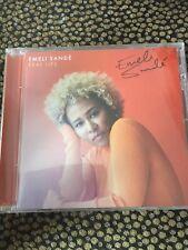 Emeli Sande - Real Life - CD - hand signed -  New / sealed