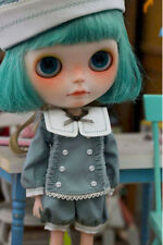 Lovable Little Sailor for Kenner Blythe doll cloths outfits Mint pants set
