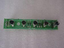 Gottlieb Premier New Old Stock Pinball Machine Five (5) Lamp Board 30177!