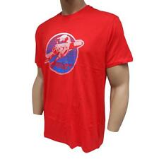 Oakley PIN UP T-Shirt Size XL Extra Large Red Line Mens Logo Regular Fit Shirt