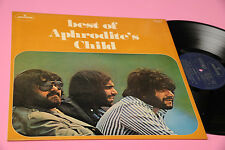 APHRODITE'S CHILD LP BEST OF 1°ST ORIG ITALY 1971 NM ! LAMINATED COVER