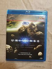 The Universe: 7 Wonders of the Solar System, Blu-ray 3D