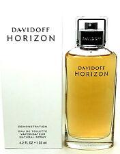 Davidoff Horizon Edt Spray for Men 4.2 oz / 125 ml Brand New IN TST Box