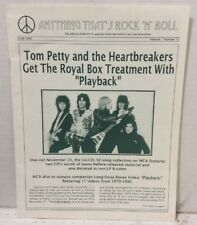 Anything Thats Rock N Roll Tom Petty Vol.1 No.3 Newsletter Fall 1995