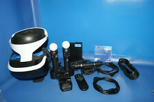 Helmet VR PLAYSTATION PS4+Camera+2 Controls Ps Move And Support For Helmet
