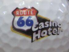 ROUTE 66 HOTEL & CASINO LOGO GOLF BALL