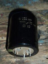 1000uF, 400 V, 105 C Condensador Electrolítico. montaje PCB