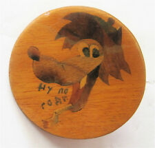 SOVIET-RUSSIAN CARTOON FILM 'NU POGODI' COMICAL ADVENTURES OF WOLF & HARE PIN