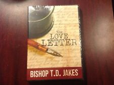 """TD JAKES 4 DVD SET """"The Love Letter"""" Sealed Brand new Free Shipping"""