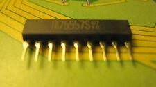 TA75557S DUAL OPERATIONAL AMPLIFIER  IC  TOSHIBA  1pcs