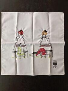 Third Drawer Down Limited Edition Artist Handkerchief -   NEW