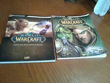 World of Warcraft BradyGames Strategy Guides Manuals Burning Crusade Dragon Hunt
