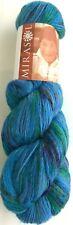 Mirasol Paqu Splash 100g Yarn Skein #1007 Pacific Quest 100% Alpaca Hand-painted