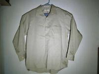 Men's Size 17 (34/35) Etienne Aigner Long Sleeve Shirt