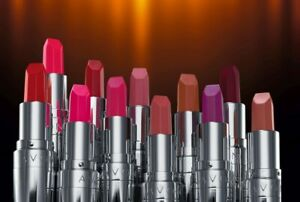 AVON Lipstick Matte Legend 11 Shades 3 in 1 Color, Hydration & Base Full Size