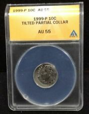 10 центов с изображением Рузвельта