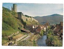 kaysersberg  ruines du château  ,antérieures à 1227