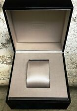 Bulgari Bvulgari big box case scatola uhr-Box boîte etui caja boîte écrin