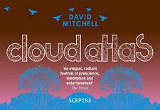 Cloud Atlas – David Mitchell Flipback Book Portable Dwarsligger