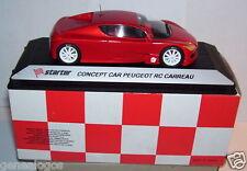 PROVENCE MOULAGE STARTER CONCEPT CAR PEUGEOT RC CARREAU