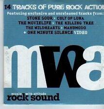 (DA242) Rock Sound, Vol 45, MWA - 2003 CD