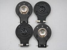JBL jrx125 x 4 corrispondenti Altoparlante diaframmi, riparazione di ricambio driver corno
