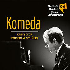 CD KRZYSZTOF KOMEDA Polish Radio Jazz Archives 04