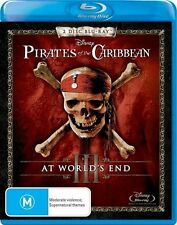 Pirates Of The Caribbean - At World's End (Blu-ray, 2011, 2-Disc Set)