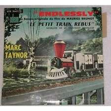 Marc Taynor  -  Endlessly le petit train rebus