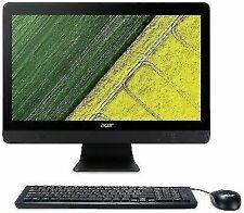 Acer Aspire C20 220 19.5 inch (1TB HDD, AMD A6-7310, 2.00 GHz, 4GB DDR3) All-in-One - Black