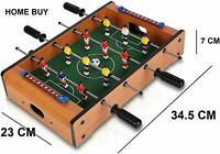 4 Rods Small Football Table Soccer Game- Foosball, 34.5 cm
