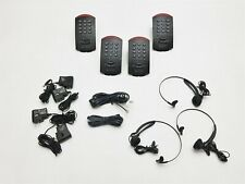 Plantronics T20 Dual Line 2 Line Office Business Telephone Headset System Lot 4