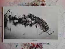"""CASQUE"" - Toulon 1942 - Carte Postale non datée"