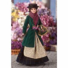 Hollywood Legends Collection Barbie As Eliza Doolittle My Fair Lady Flower Girl