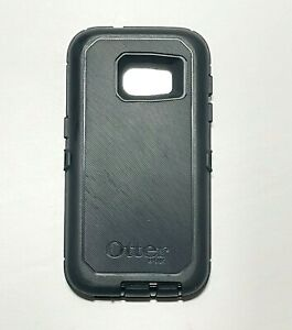 Genuine OtterBox DEFENDER SERIES Case for Samsung Galaxy S7 Model Only -Black