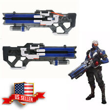 Overwatch OW Soldier 76 Custom Gun Weapon Halloween Cosplay PVC Props USA