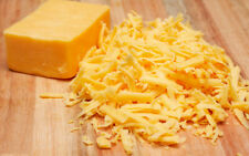 CHEDDAR CHEESE SHREDDED FREEZE DRIED - HIKING * CAMPING * PANTRY STAPLE