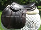 """18"""" CWD 2GS MADEMOISELLE SE32 close contact jumping saddle-3C flaps-2017 MODEL!!"""
