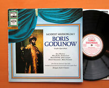 Mussorgsky Boris Godunov Boris Christoff Andre Cluytens NEAR MINT EMI SME 80 924