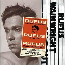 Rufus Wainwright - Rufus Does Judy at Carnegie Hall [New CD]