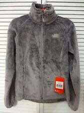 The North Face Women's Osito 2 Fleece Jacket Size XS, Metallic Silver - DK6_N