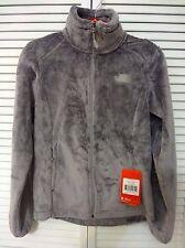 The North Face Women's Osito 2 Fleece Jacket Size XS, Metallic Silver - DK6_N