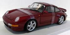 Altri modellini statici di veicoli rosso per Porsche Scala 1:18