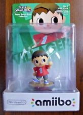 Villager Amiibo Super Smash Bros Nintendo Switch Wii U 3DS **NEW**