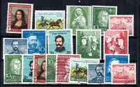 Germany 1952 mint and used collection Cat Val £200+ WS16614