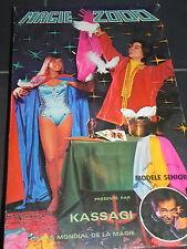MAGIE 2000 COFFRET SENIOR PRESENTE PAR KASSAGI OSCAR MONDIAL DE LA MAGIE tours