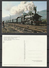 CARTE POSTALE TRAIN LOCOMOTIVE 140C27 (tender 34X131) de la CITEV
